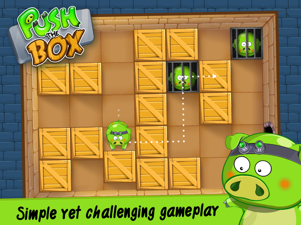 Push the box for android download apk free.